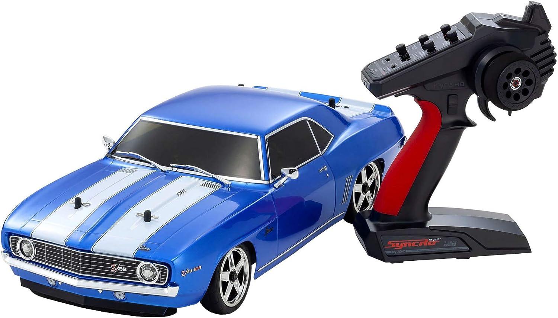 京商 1/10スケール ラジオコントロール 15エンジン ツーリングカー 4WD FW-06 レディセット 1969 シボレーカマロ Z/28 33213