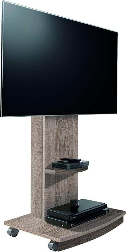 OVERHOME365 4238 CM - Mesa TV, madera, color cambrian, 72x50x131 ...