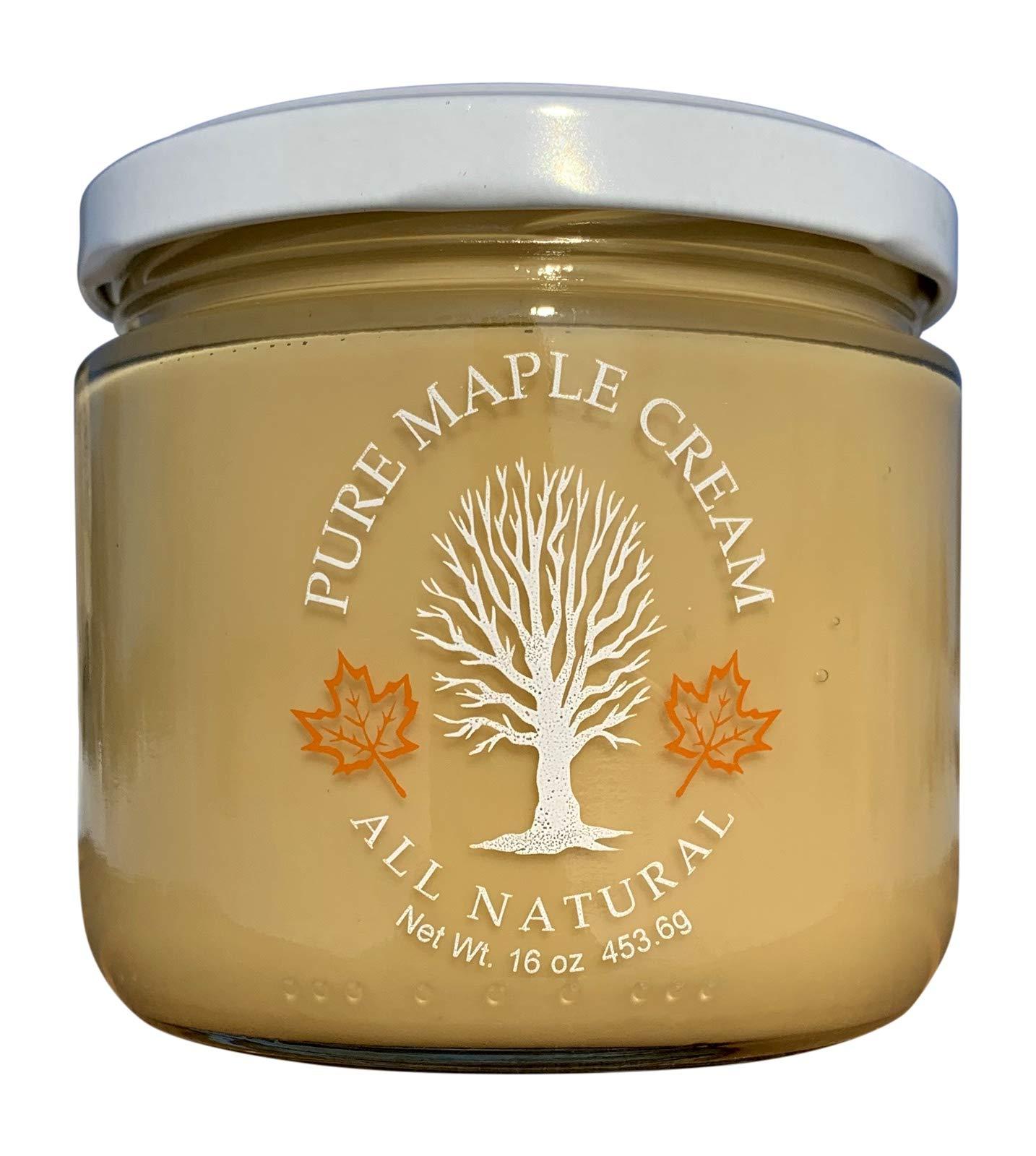 Pure Vermont Maple Cream (Rich & Smooth) 2020 production season is underway