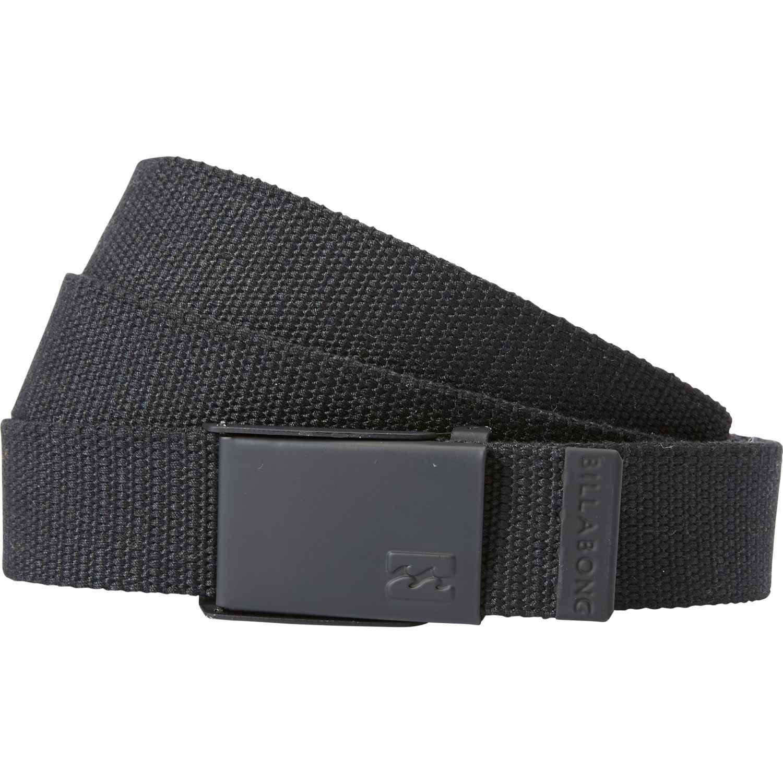 Billabong Men's Cog Belt, Black, One Size
