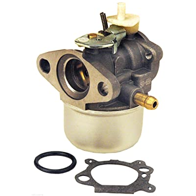 Briggs & Stratton 499059 Carburetor 120000 Model Series 14112 Rotary with Choke fits 128702, 128712, 12F812: Automotive