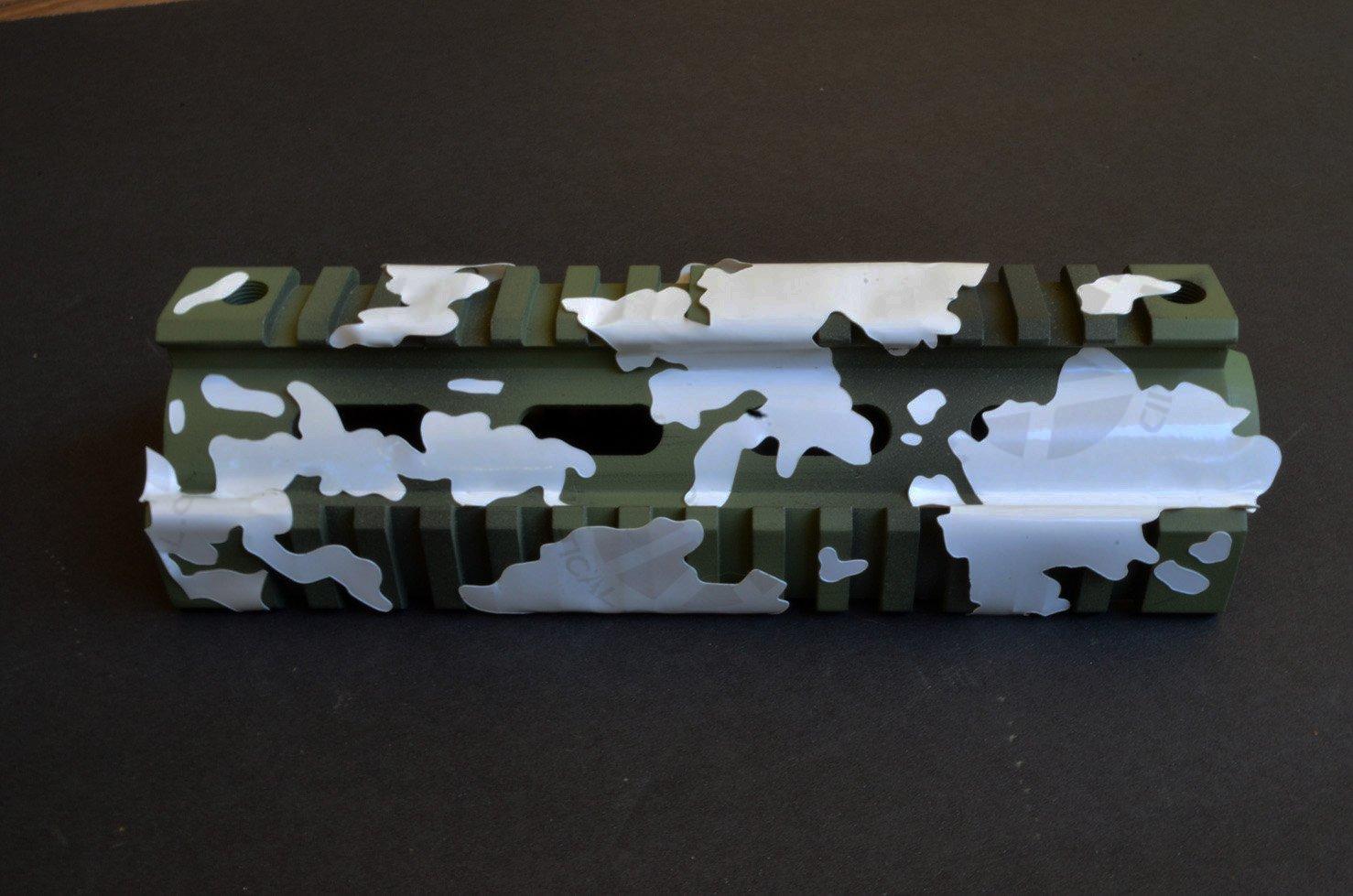 Ácido táctica ®, 2 unidades - diseño de camuflaje aerógrafo Spray ...