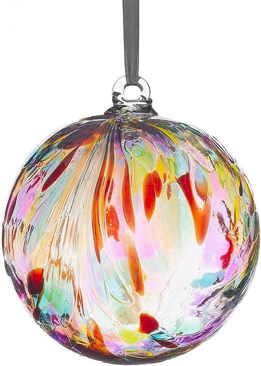 Sienna Glass - Pelota de la Amistad (10 cm), diseño de Plumas ...