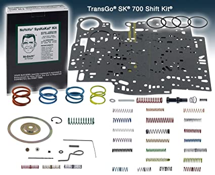 Amazon Transgo Sk 700 Shift Kit Th700 R4 82 93 Automotive