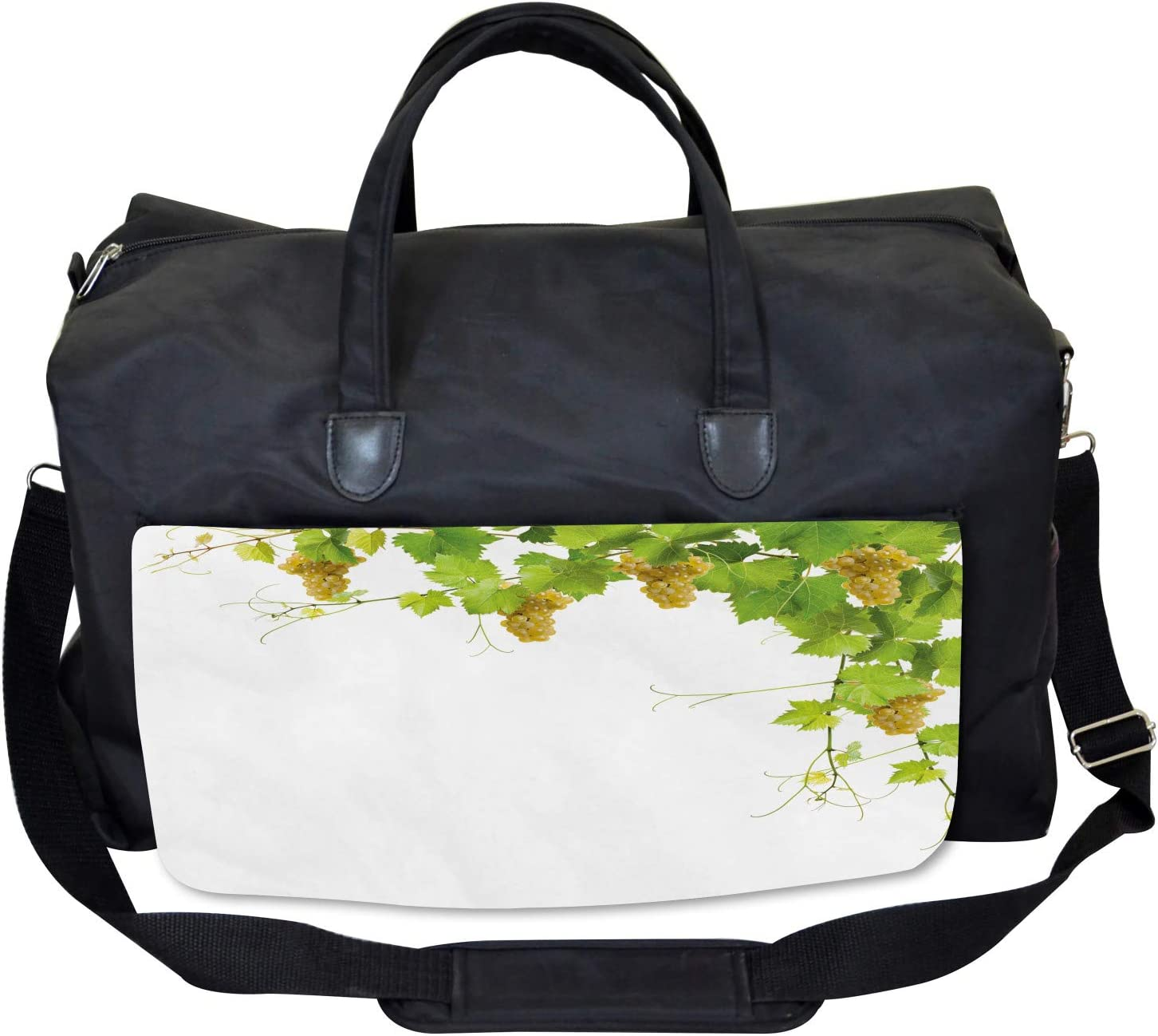 Autumn Scene Ambesonne Apartment Gym Bag Large Weekender Carry-on