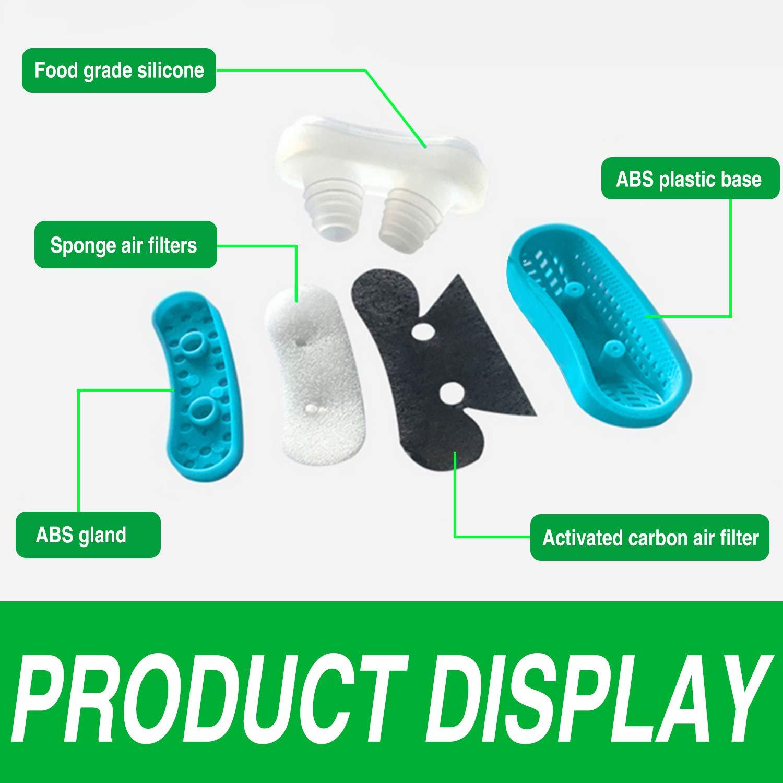 Amazon.com: Dispositivos 2 en 1 anti ronquidos – Solución de ...