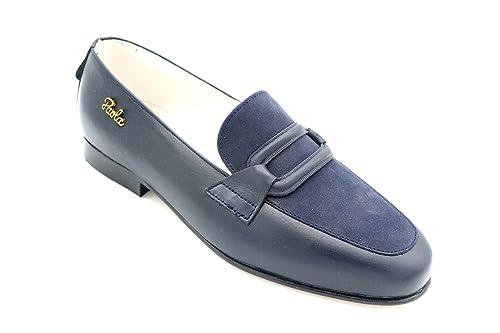 Paola 912120 - Zapato de Piel para niña (30)