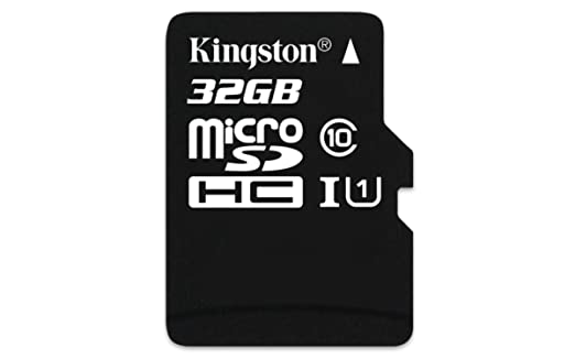 Kingston Digital 32GB Micro SDHC UHS-I Class 10 Industrial Temp Card (SDCIT/32GBSP) Micro SD Cards at amazon