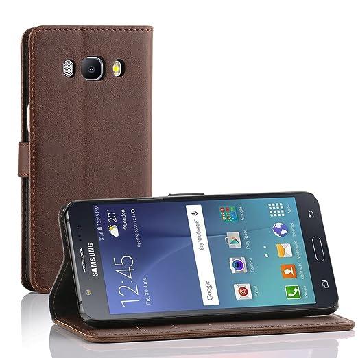 """4 opinioni per Cover Samsung Galaxy J5 2016 5.2"""", Simpeak Custodia Samsung J5 2016 Silicone"""