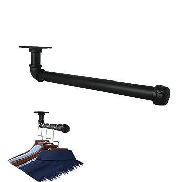 Amazon.com: AddGrace - Perchero para tuberías y prendas de ...