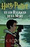 Harry Potter - French: Harry Potter et les reliques de la mort