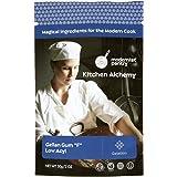 Pure Gellan Gum F - Low Acyl (Molecular Gastronomy) ⊘ Non-GMO ☮ Vegan ✡ OU Kosher Certified - 50g/2oz