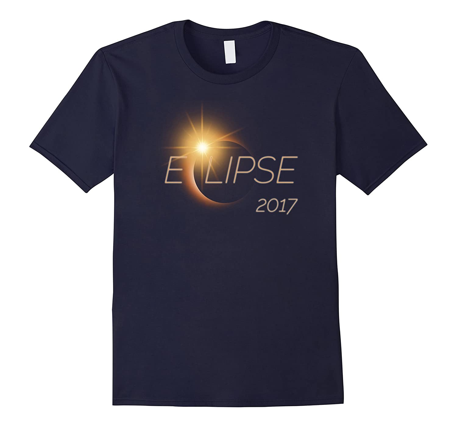 Beautiful Solar Eclipse 2017 Graphic T-Shirt-TH