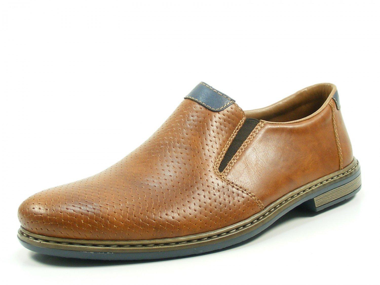Rieker 13471-24 Zapatillas Para Hombre 42 EU|Braun