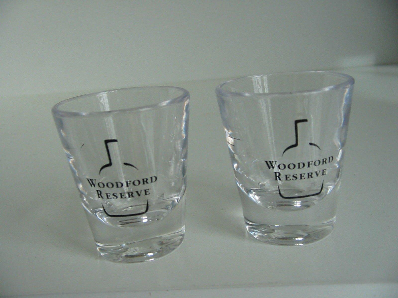 Woodford Reserve Shot Glass Set - Set of 2