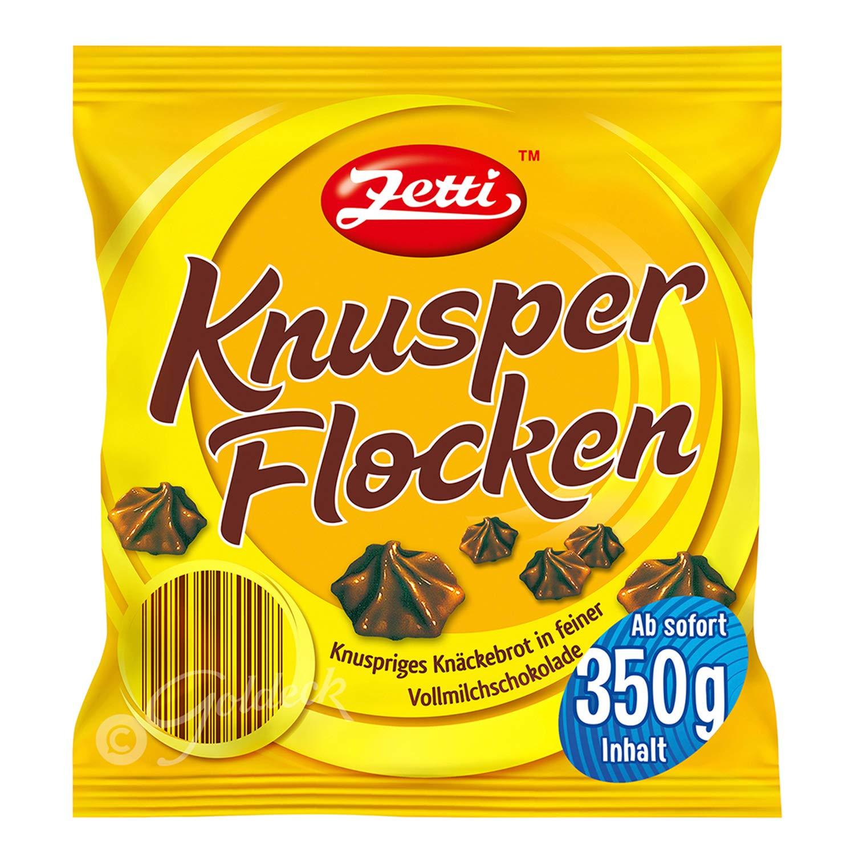 Zetti Knusperflocken (3 Packungen)
