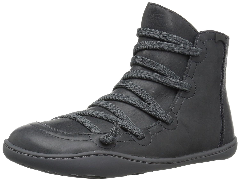 Camper Peu Cami 46104 - Zapatillas de Piel para Mujer35 EU|Gris