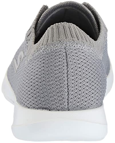 Skechers Performance Women's GO Walk Lite Daffo Sneaker,gray