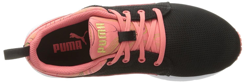 Sneaker JR per bambini, Carson Runner Marble, Puma Black