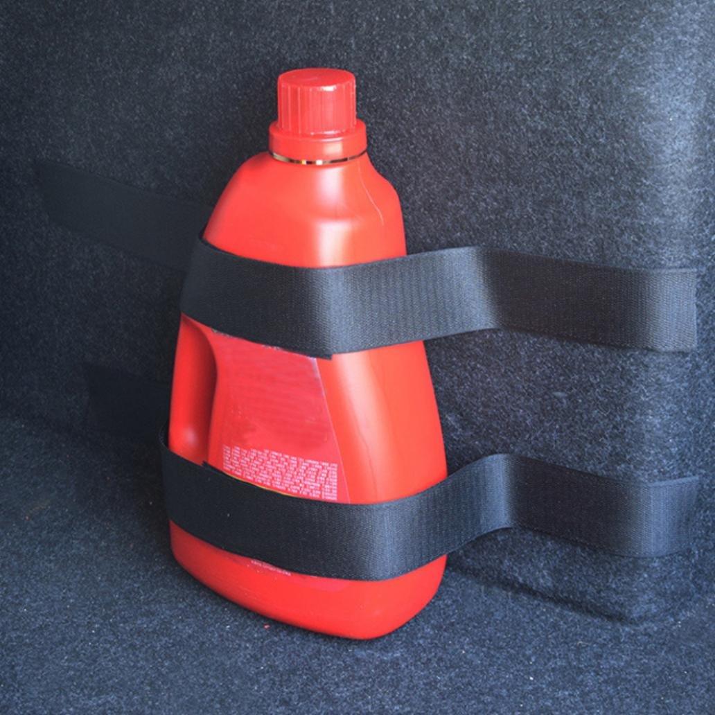 Nastro Adesivo di Fissaggio KaariFirefly Cinghia per estintore per Cintura Auto