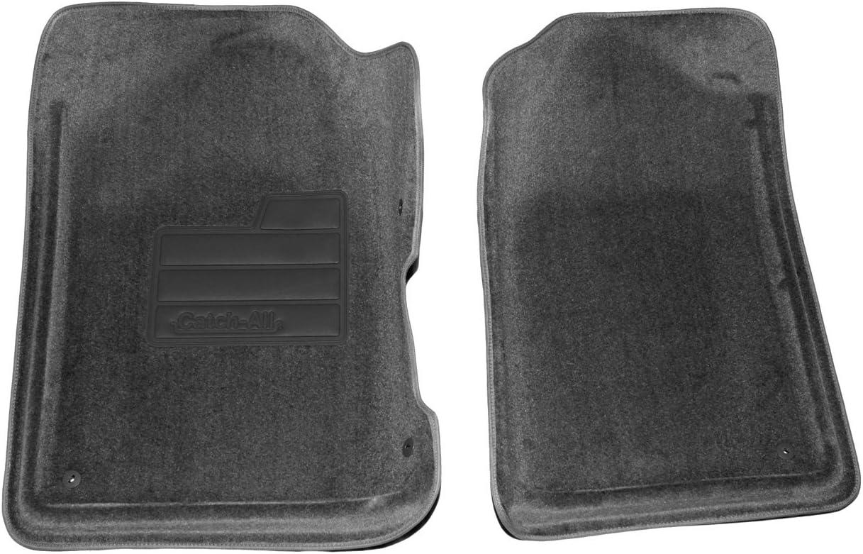 B0009NBCZ0 Lund 600122 Catch-All Carpet Gray Front Floor Mat - Set of 2 71cj1HtDq4L.SL1500_