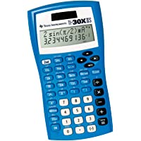 TI-30XIIS? Scientific Calculator, Blue