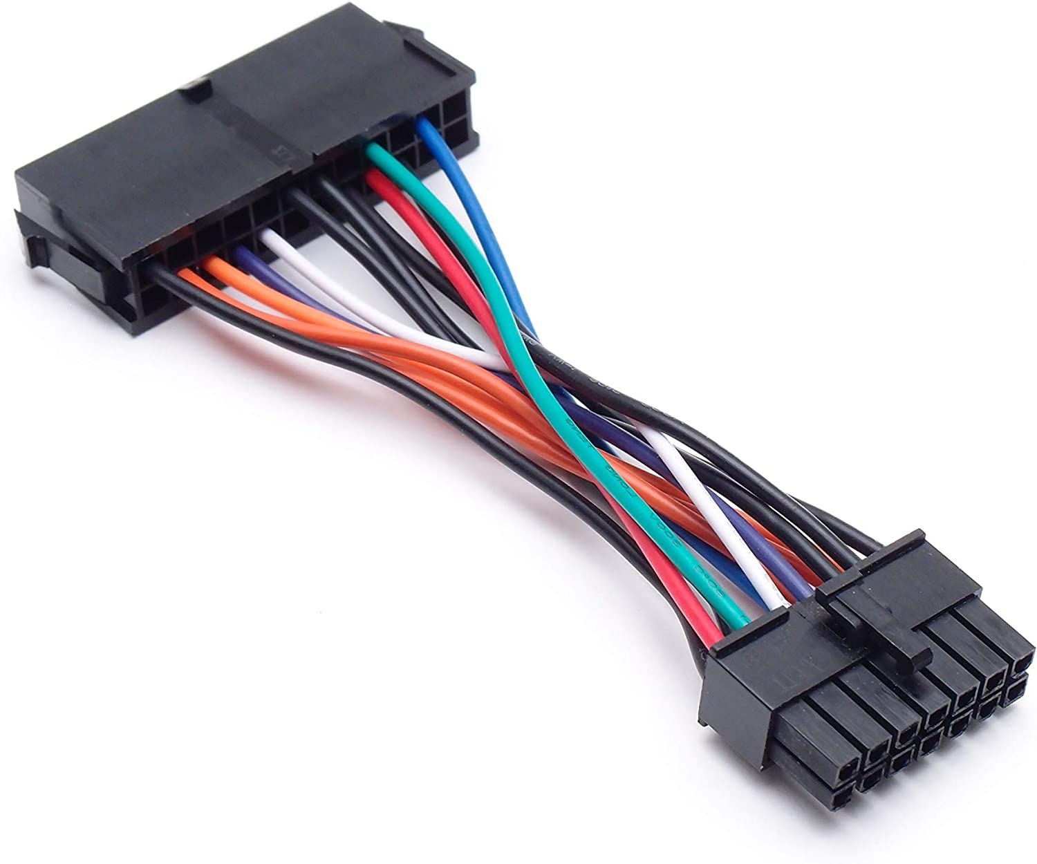 Must Have Gadgets 24 Pin to 14 Pin PSU Main Power Supply ATX Adapter Cable for Lenovo IBM