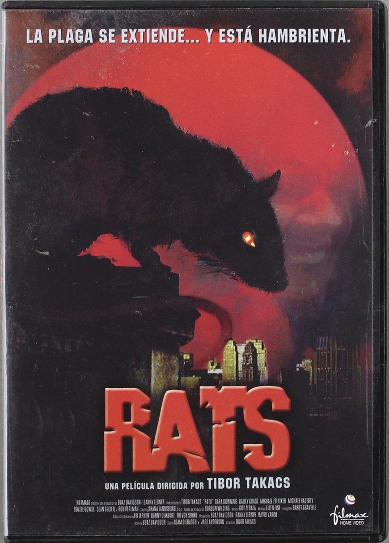 Rats (Filmax) [DVD]: Amazon.es: Sara Downing, Amy Parks ...