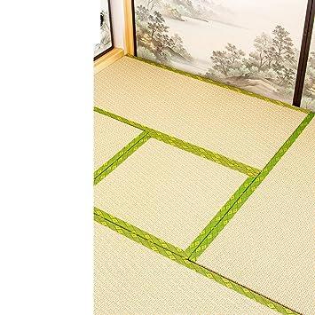 JKDHWOPSAJXGN Esteras del Tatami/colchón/Amortiguador/cojín japonés/colchón-A 38x38cm(15x15inch): Amazon.es: Hogar