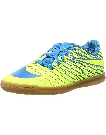 the latest f502a 110c3 Nike Jr. Bravatax II IC, Chaussures de Football Mixte Enfant