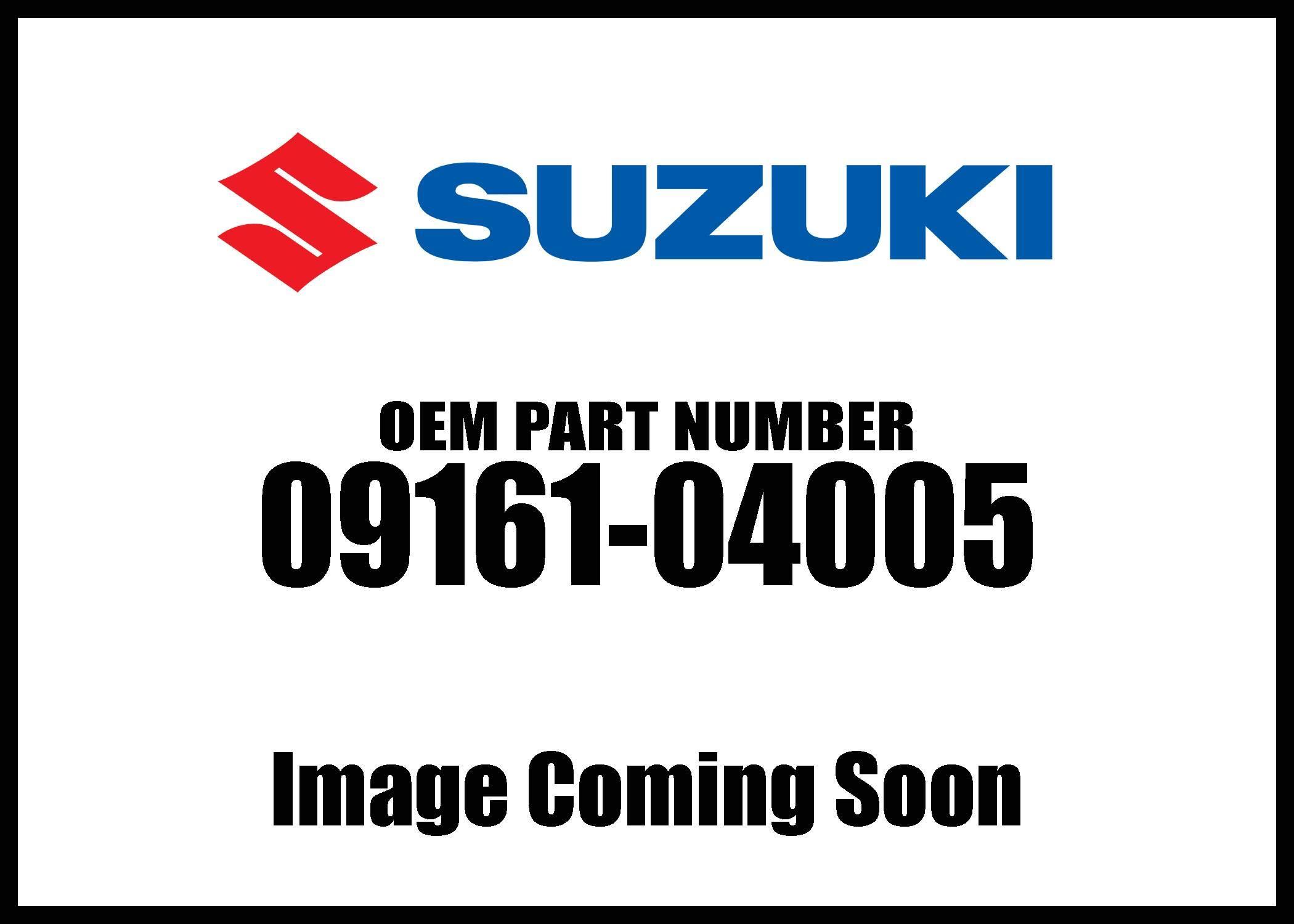 Suzuki Switch Fit Gask 09161-04005 New Oem