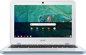 "Acer Chromebook 11, 11.6"" HD, Intel Celeron N3060, 4GB LPDDR3, 16GB Storage, Chrome, CB311-7H-C5ED"
