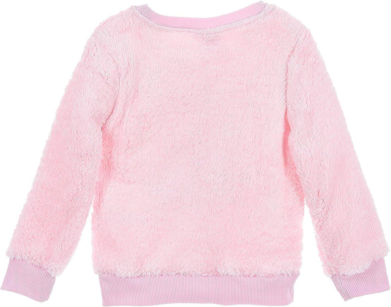 Coral Fleece - Elsa Disney Frozen II Felpa Premium in Pile a Pelo Lungo Bambina