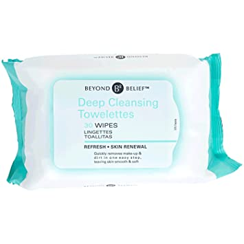 Beyond Belief Deep Cleansing Towlettes