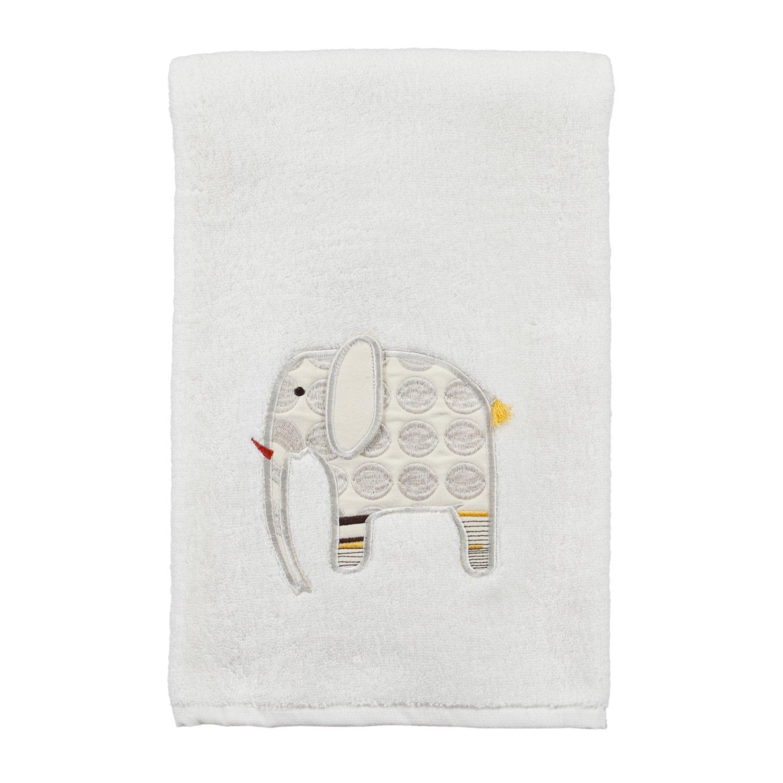 Creative Bath Products Animal Crackers Bath Towel