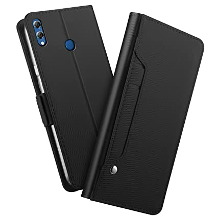 Amazon com: Dpowro Huawei Honor 8X Max Wallet Case, Huawei