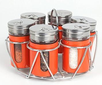 Botella De Vidrio De Transferencia De Material De Cocina Cubierta De Giro De Acero Inoxidable Multi