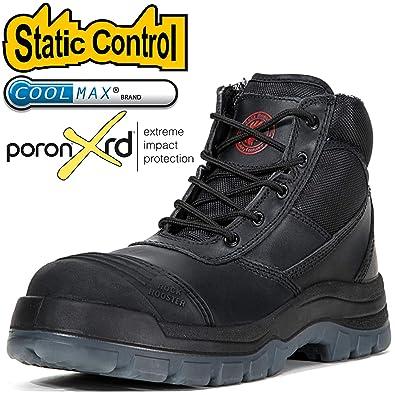 e1130f8fd986 Amazon.com  ROCKROOSTER Men s Work Boots Waterproof