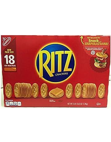 Nabisco Ritz Crackers, 61.6 oz (1 box)
