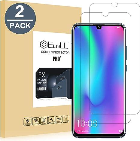 Huawei SMART 2019//P Honor 10 Lite in Vetro Temperato Protezione Schermo Pellicola Guard