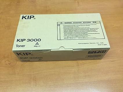 Kip 3000 Toner Genuine Oem Kip 2 per box by Kip: Amazon.es ...