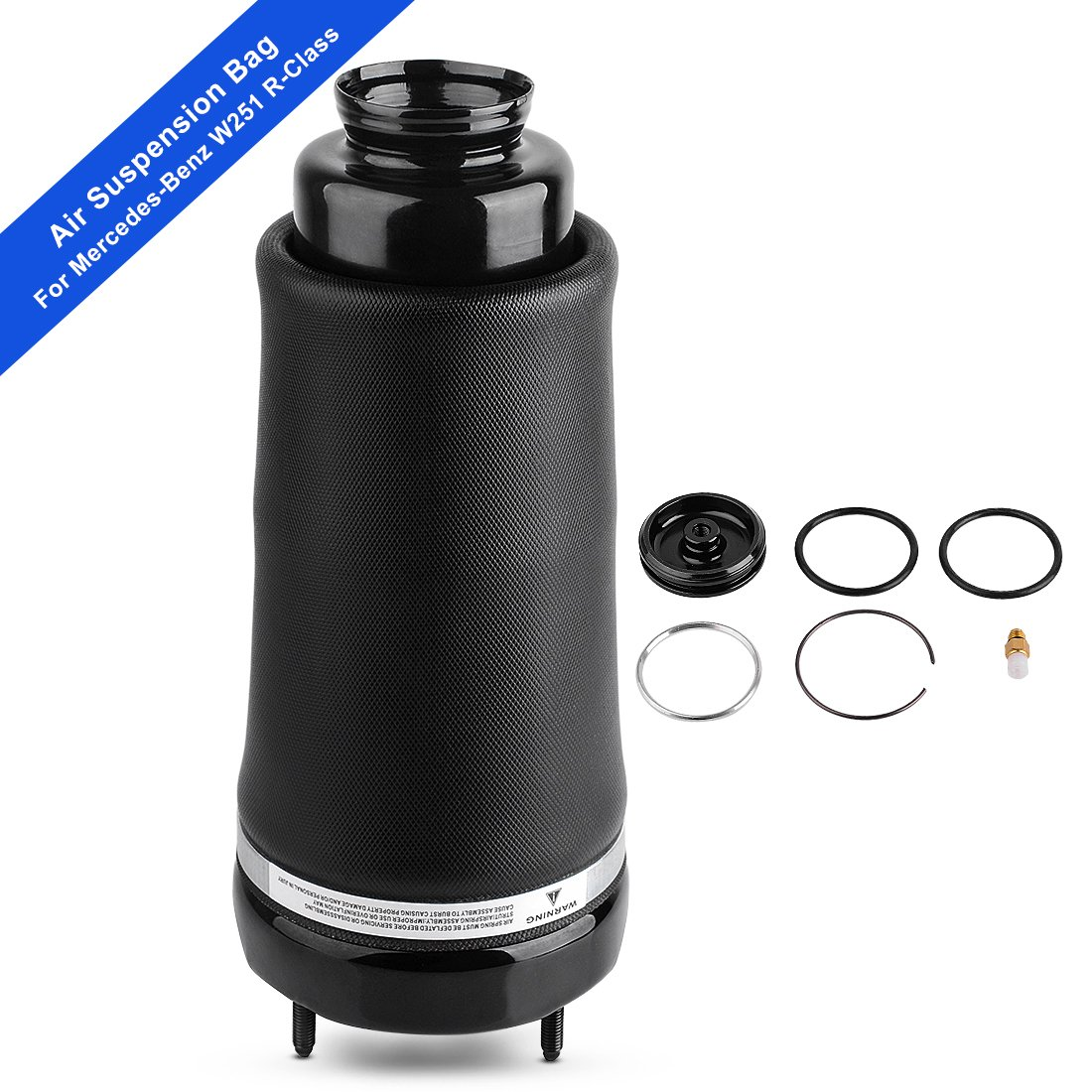 Front Air Spring Bag Airbag Suspension for 2006-2012 Mercedes Benz W251 R320 R350 R500 R63 AMG