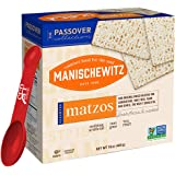 Manischewitz Passover Matzos Crackers, Fresh and Crispy Matzah. 2 Lbs. Total (2 Pack)