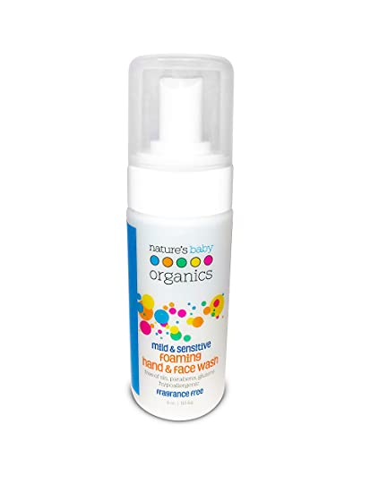 Review Nature's Baby Organics Foaming