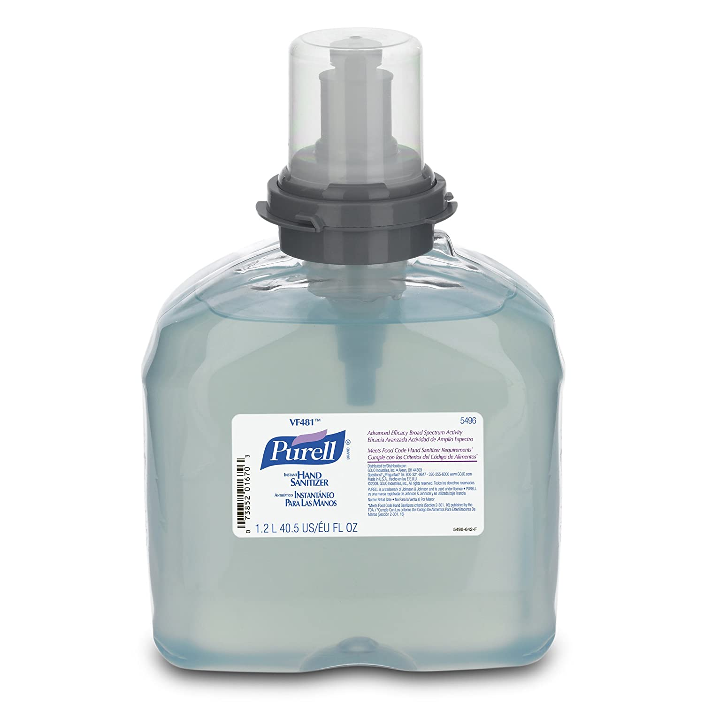 Purell Advanced Hand Sanitizer Gel 8 Oz Midwest Technology
