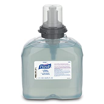 Amazon Com Purell Vf481 Hand Sanitizer Gel 1200 Ml Sanitary