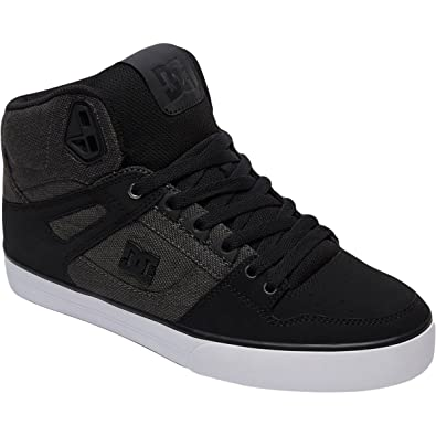 free shipping discounts Men's DC Pure High Top WC Skate Shoes clearance lowest price cheap shop for sale recommend JSW7znSe3z
