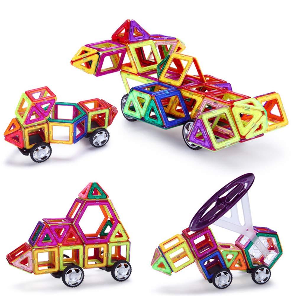 239pcs  YMUUIHC Blocs De Construction Magnétiques, Blocs De Puzzle, Jeux Magnétiques, Jouets pour Enfants, 75, 109, 139, 159, 209, 239 Pièces.
