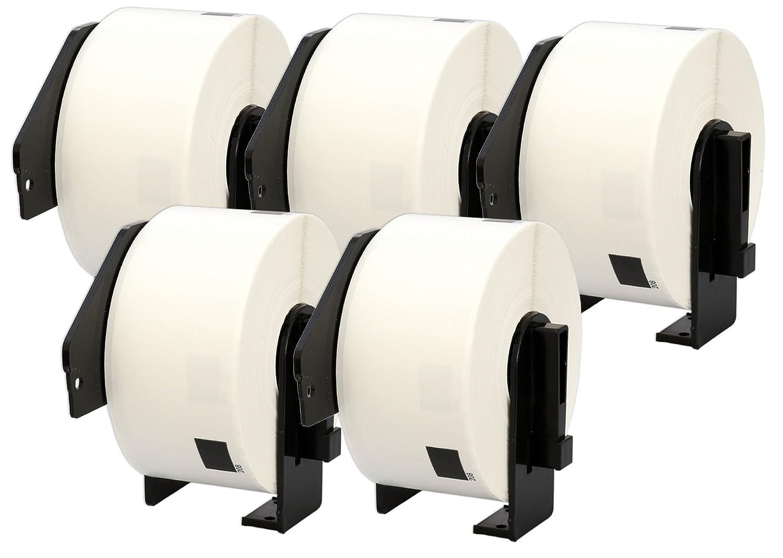 10x DK-11201 29 x 90 mm Adressetiketten (400 Stück Rolle) kompatibel für Brother P-Touch QL-1050 QL-1060N QL-1110NWB QL-1100 QL-500 QL-500BW QL-570 QL-580 QL-700 QL-710W QL-800 QL-810W QL-820NWB B074RYSBQG | Meistverkaufte weltweit