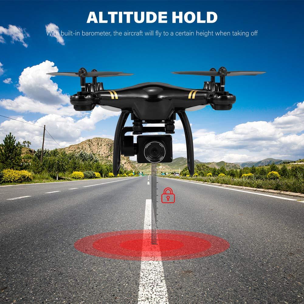 Goolsky HY-83 GPS FPV RC Drohne mit HD Kamera 720P live ubertragung ...